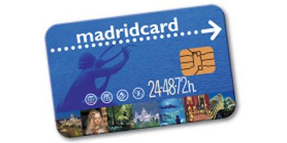 Tarjeta Madrid Card, viaja a Madrid muy barato