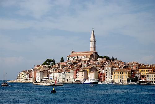 Rovinj, el encanto del Adriático en Croacia 1