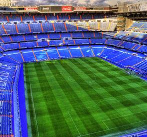 Visita el Estadio Santiago Bernabéu del Real Madrid 1
