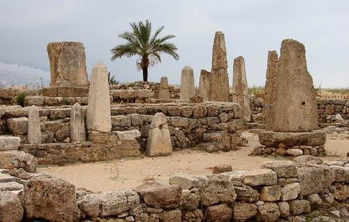 Templo de los Obeliscos