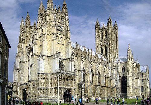 La vieja Canterbury 1