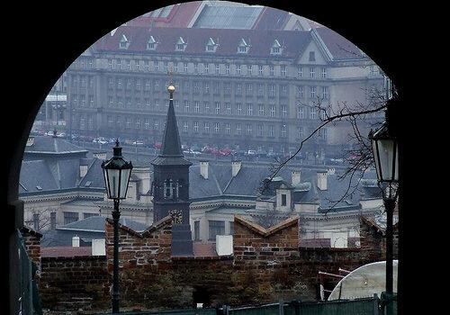 Hoteles recomendados en Praga 7