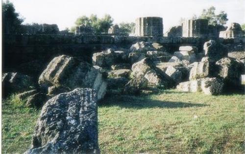 Litoral Este, Litoral Sur y Olimpia en el Peloponeso 1