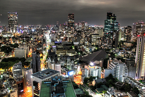 Primavera de eventos en Tokio