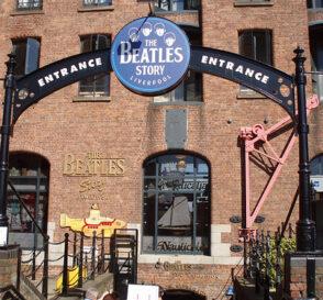La Liverpool de los Beatles 1