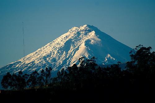 La Avenida de los Volcanes en Ecuador 6