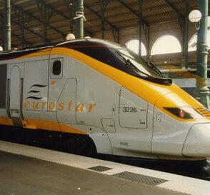 Viajar desde Londres con Eurostar 2