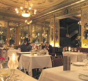 Restaurantes románticos en París 6