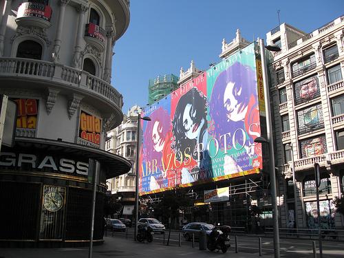 Madrid, la Ruta de Pedro Almodóvar