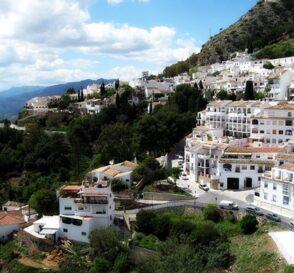 Mijas, entre mar y montaña en Málaga 1