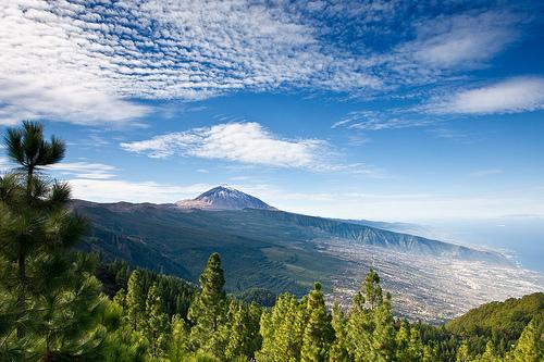 El Parque Nacional del Teide en Tenerife