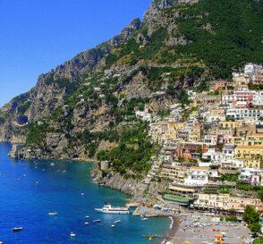 La Costa de Amalfi en Italia 2