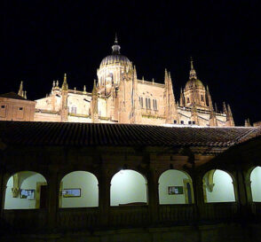 Salamanca, ciudad universitaria 2