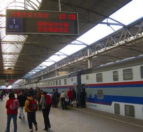 Transportes en China 1