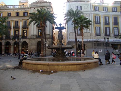 Un paseo por el gótico barcelonés I