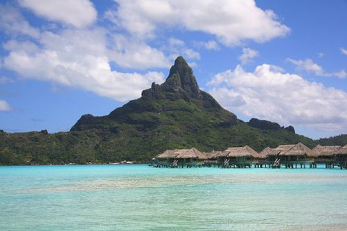 Bora Bora, el paraíso existe 3