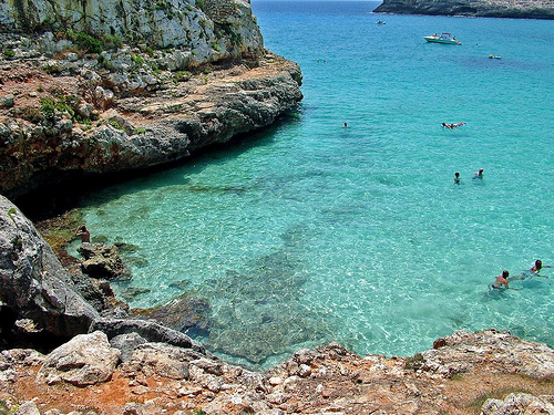 Bucear en Mallorca