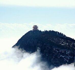 Las montaña de Emishan y el Gran Buda (I) 2