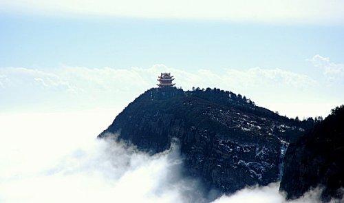 Las montaña de Emishan y el Gran Buda (I) 3
