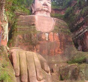Las montaña de Emishan y el Gran Buda (II) 2