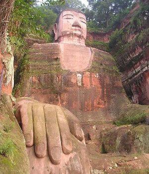 Las montaña de Emishan y el Gran Buda (II) 1