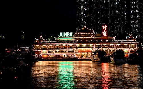 Vida nocturna en Hong Kong 3
