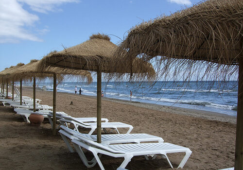 Las mejores playas cerca de Marbella 6