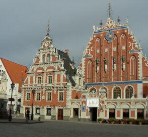 Turismo en Riga, capital de Letonia 1