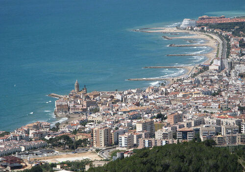 Sitges, una de las joyas del Mediterráneo 5