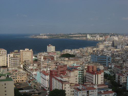 Alojamientos históricos en La Habana