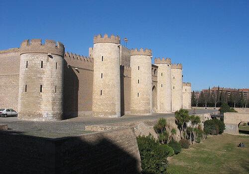 Monumentos singulares en Zaragoza 9