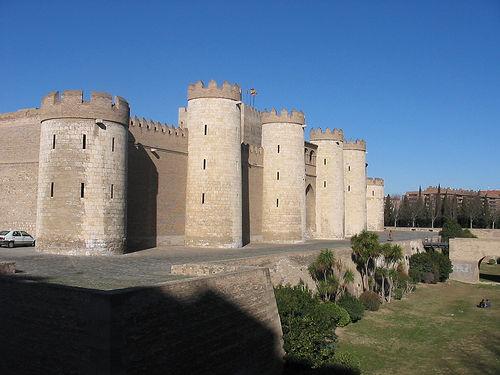 Monumentos singulares en Zaragoza 1