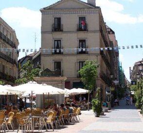 Visita literaria en Madrid 2