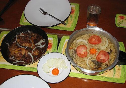Comer en Delhi 5