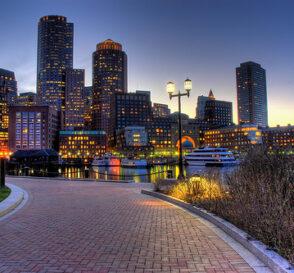 Boston, recuerdos de Estados Unidos 1