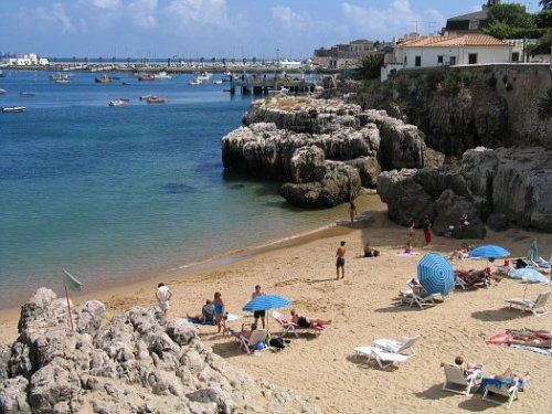 Cascais, hermosa ciudad en Portugal