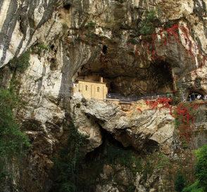 La Cueva de la Virgen de Covadonga 1