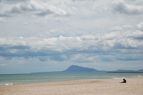 La playa de Gandia 6