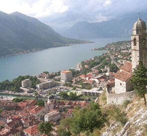 Turismo en Montenegro 2