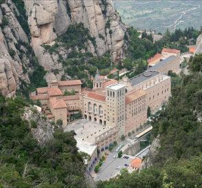 El Monasterio de Montserrat en Barcelona 2