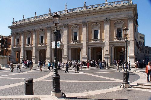 Museos en Roma  1