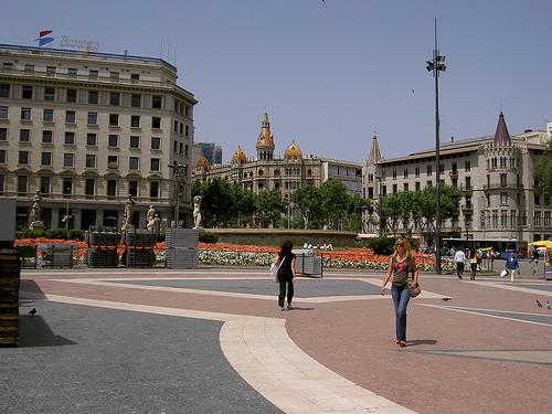 Plazas singulares de Barcelona I 1