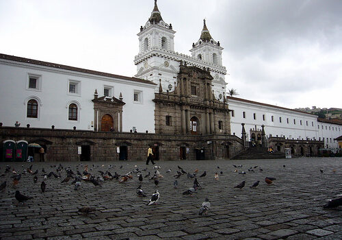 Hoteles con encanto en Quito 13