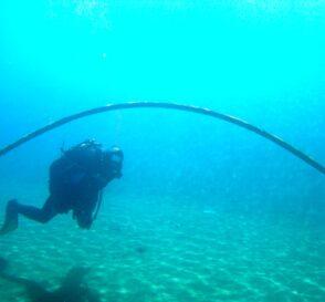 Submarinismo en el Lago del Forn, en Andorra 1