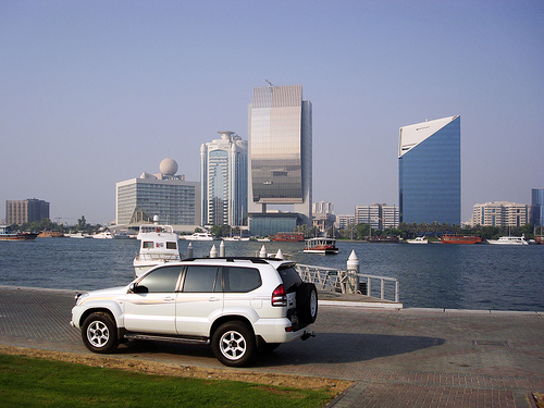 Cómo llegar a Dubai