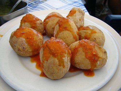 Gastronomia de las Islas Canarias 1