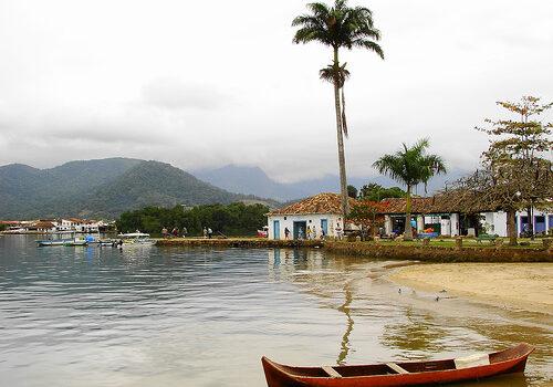 Paraty, un paraíso en Brasil 1