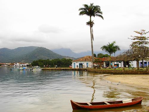 Paraty, un paraíso en Brasil