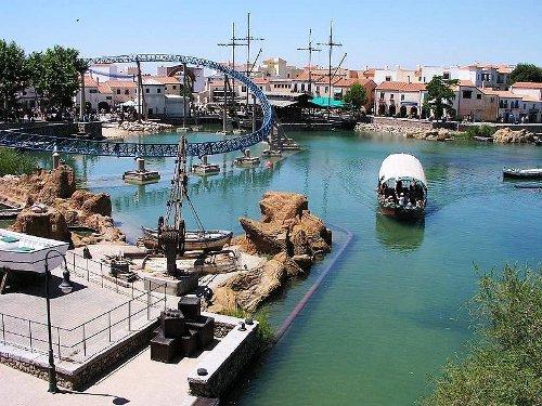 Port Aventura, para toda la familia