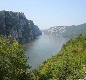 La Puerta del Hierro entre Serbia y Rumanía 3